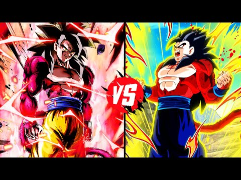 Dragonball Z: Battle Saga: Episode 2 - Super Saiyan 4 Gohan Vs Super Saiyan 4 Goku
