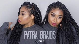 Box Braids XL Size|  DIY 4 Simple Steps!