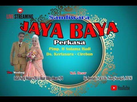 LIVE STreaming Sandiwara JAYA BAYA Perkasa Ds. Kebonturi Malam