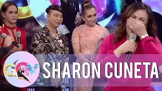 Chad, Iyah, and Mitch show their acting skills with Sharon Cuneta | GGV