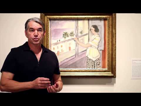 San Antonio Museum of Art: Matisse Paints the Town: Chez Vatel