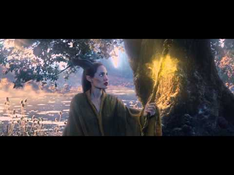 Maleficent official movie featurette trailer (2014) Angelina Jolie Elle Fanning Disney Film