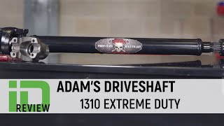 Adam's Driveshaft 1310 Extreme Duty