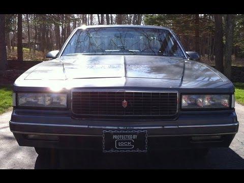 1987 Monte Carlo LS (4.3L / V6)