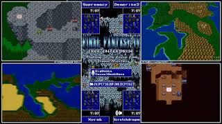 Final Fantasy IV Free Enterprise League -- Supremacy/Demerine2/Xyrak/Scratchdragon (8/7/18)