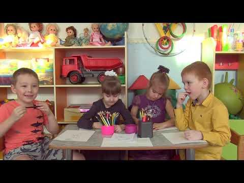 Детский сад-наше интервью 2020