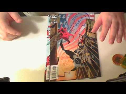Batman Incorporated 4. Batman 708 review