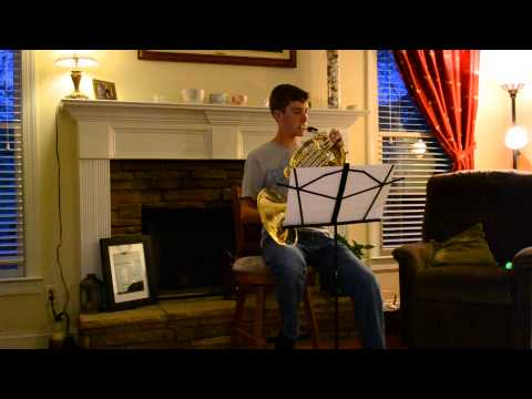 In Christ Alone French Horn