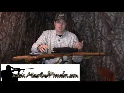 Hunting and Shooting with the Mosin-Nagant 91/30, M38, and M44 Rifles in 7.62x54R