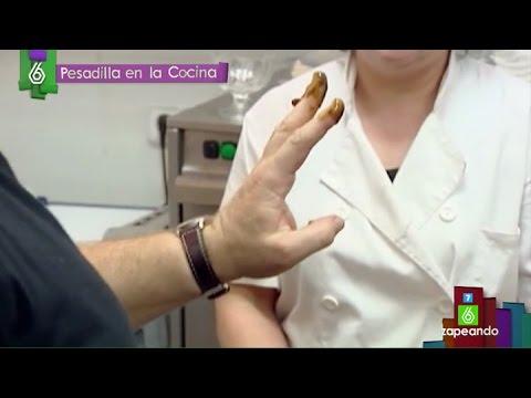 'Zapeando' comenta el programa de 'La Estación' de 'Pesadilla en la cocina'