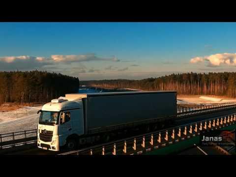 Prezentacja Firmy - Janas Logistics | Wiking DRON