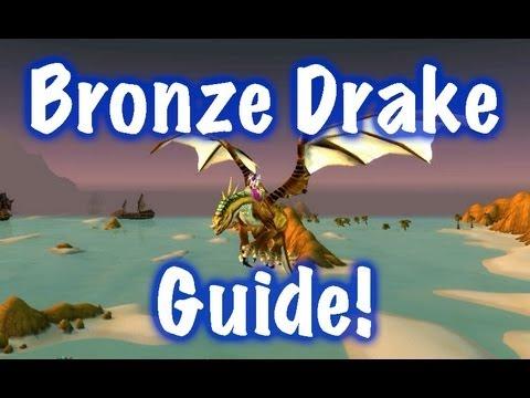 Bronze Drake Guide World