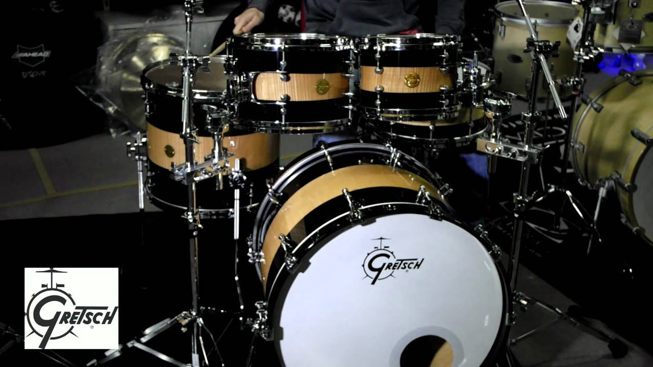 Gretsch New Classic Limited Edition Bateria Gretsch New Classic