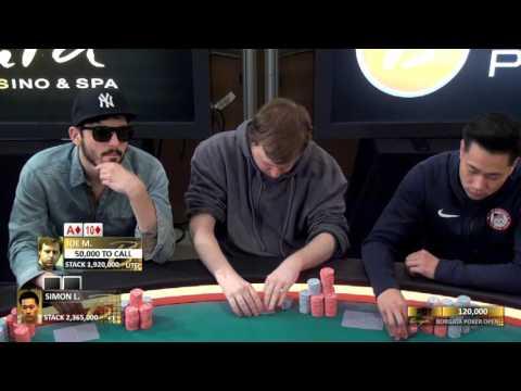 2017 Borgata Spring Poker Open $1M GTD Championship Final Table