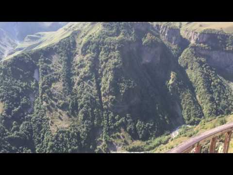 Travel & Breathe In Georgia, Caucasus Mountains