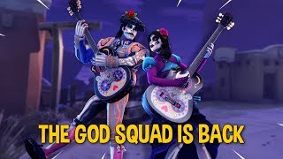 The God Squad is Back With The *NEW* Dante and Rosa Skins!!