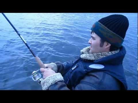 как ловить рыбу в актау