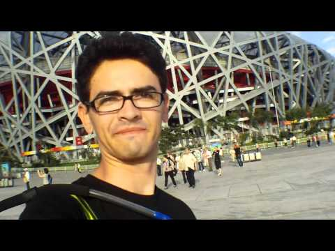 Samu.THE - China / Beijing - Bird's Nest and Water Cube.