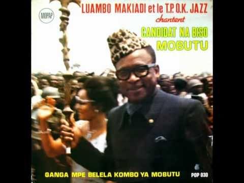 Candidat Na Biso Mobutu - Luambo Makiadi&le TP .OK Jazz 1984