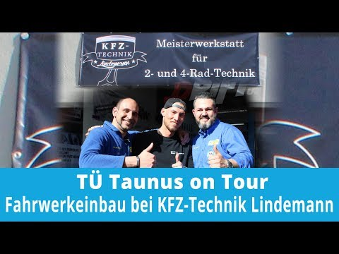 TÜ Taunus on Tour