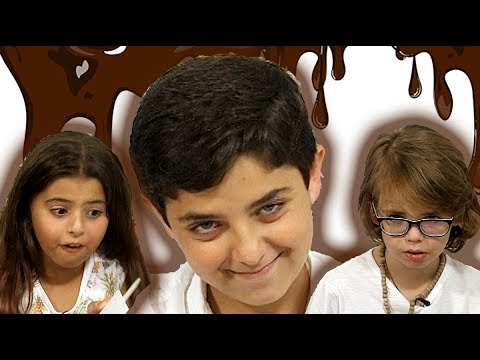 Berat Efe Parlar ile Cezalı Çikolata Şelalesi - BERAT ŞOV YAPTI, ACIMADI!