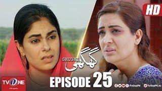 Ghughi   Episode 25   TV One   Mega Drama Serial   12 July 2018