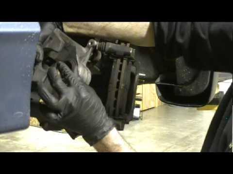 2008 Honda Civic Front Brake Pad Service