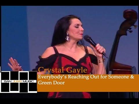 Crystal Gayle Live
