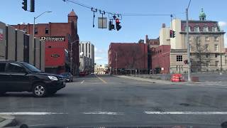 A Walking Tour of Downtown Binghamton
