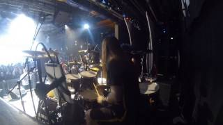 ANNIHILATOR - Mike Harshaw (Drum-Cam) feat. Coburn Pharr