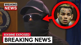 FBI agent reveals 6ix9ine has been snitching since 2017...