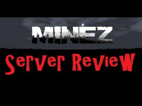 Best Minecraft Servers: MineZ