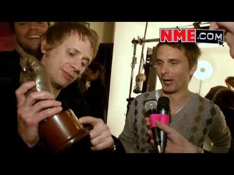 Shockwaves NME Awards 2009 - Muse - Best Live Band