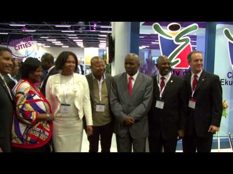 Airport Cities 2013 Highlights, City of Ekurhuleni, South Africa