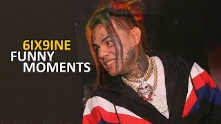 6IX9INE FUNNY MOMENTS (BEST COMPILATION)