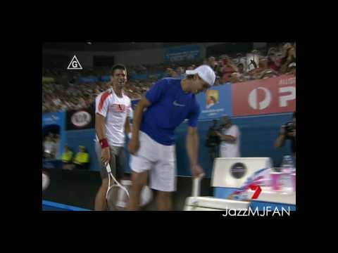 Rafael Nadal's Funniest Moments PART 1