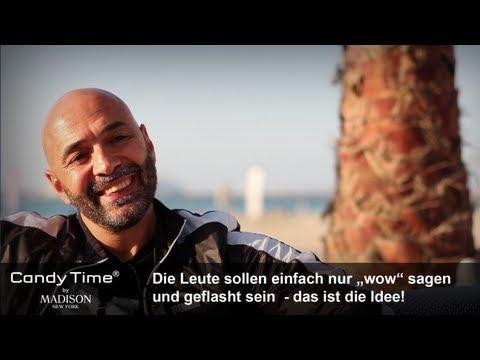 Video preview: Pierre Ravan über Dubai und seine Zusammenarbeit mit MADISON NEW YORK