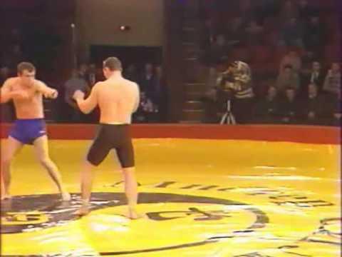 Igor Vovchanchyn Mister Powerman Sekai-1996 полуфинал