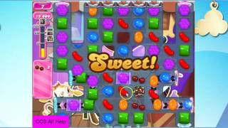 Candy Crush Saga Level 2580 NO BOOSTERS Cookie