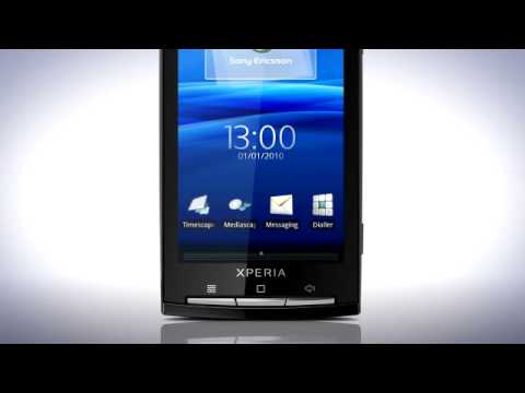 Sony Ericsson Xperia™ X10 Transferring contacts