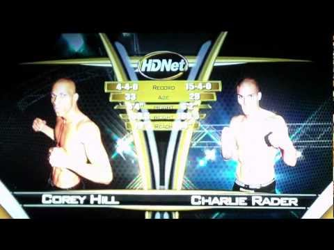 XFC 15 Tribute : XFC's Corey Hill Defeats Charlie Rader in RD 1
