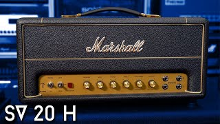 A more usable classic? Marshall Mini Plexi Review - SV20H