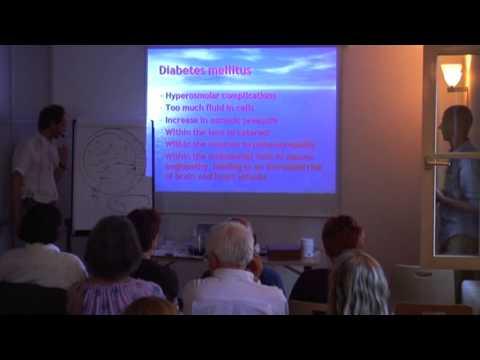 2/5: Dr. Med. Victor Manhave: Ayurvedische Behandlungsmethoden Bei Diabetes Mellitus+Übergewicht