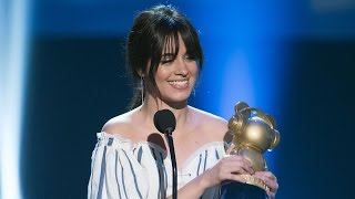 Camila Cabello Wins FIRST Award Since Leaving Fifth Harmony At 2017 RDMAs