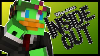Inside Out - SHOPPING SPREE! #4 | Minecraft Roleplay Adventure