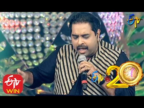 Shankar Mahadevan Performs - Bham Bham Bole Song in ETV @ 20 Years Celebrations - 16th August 2015