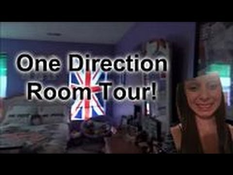 One Direction Room Tour! *September 2013*