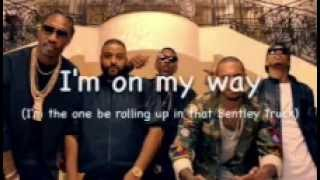 DJ KHALED- Hold You Down FT  CHRIS BROWN, AUGUST ALSINA, FUTURE & JEREMIH