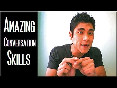 How To Be An Amazing Conversationalist