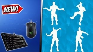 How To SYNC Fortnite Emotes With Your Logitech or Razer Keyboard..(7.40 Update Tutorial)
